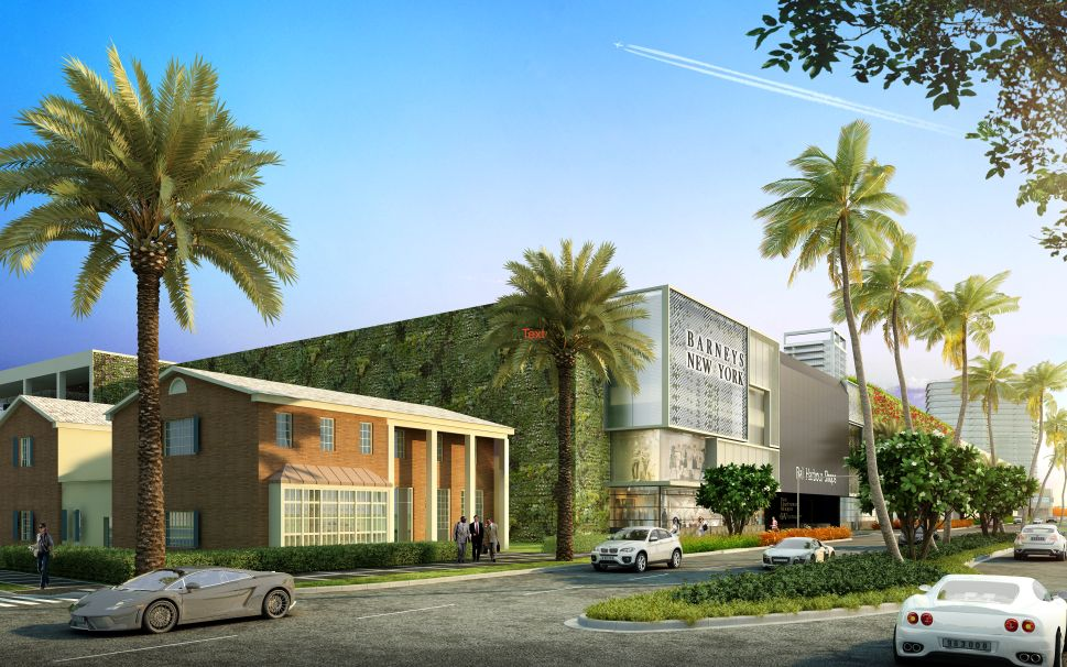 What to Expect When Barneys New York Opens in Miami—In 2023