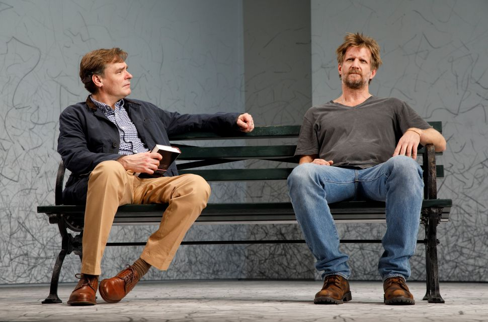 Paul Sparks on Why Directors Love Him for Seedy, Sinister Roles