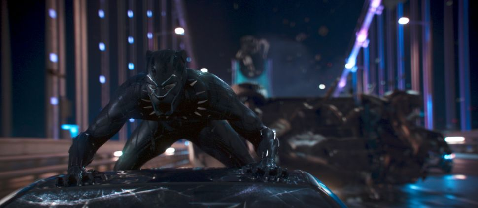 Alt-Right Group Is Trying to Tank 'Black Panther' Rotten Tomatoes Score