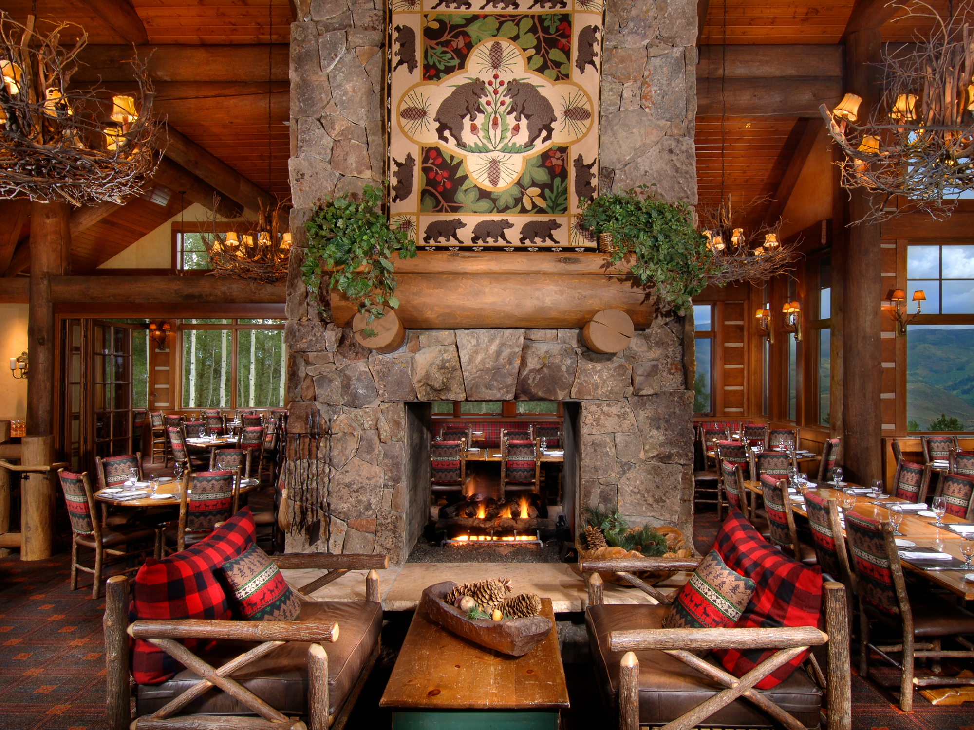 The Best On Mountain Dining In America Observer