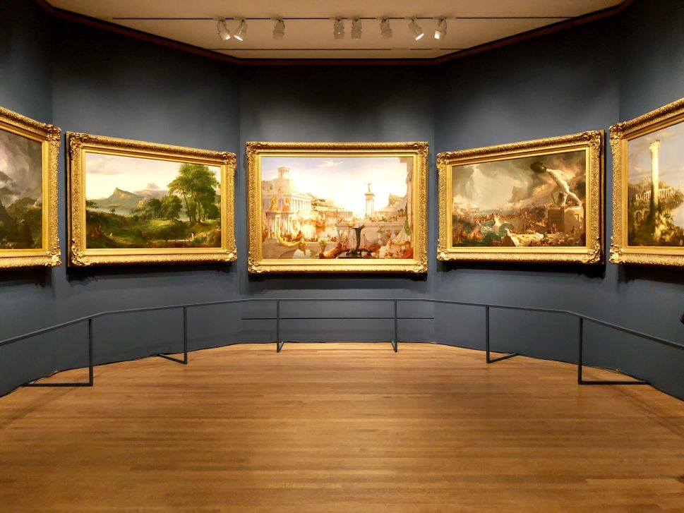 Met's Thomas Cole Show Highlights How an Immigrant Shaped American Identity
