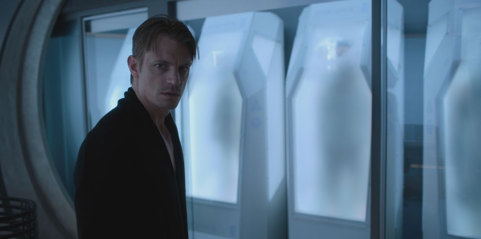 Joel Kinnaman: How Netflix's 'Altered Carbon' Is Particularly Relevant Today