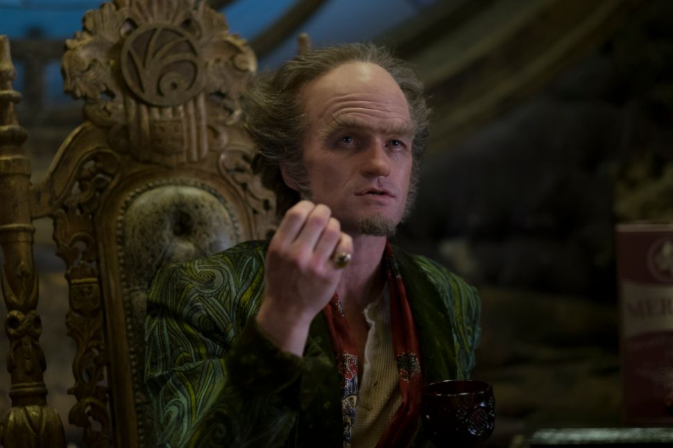 Why Neil Patrick Harris Is 'Gobsmacked' by 'A Series of Unfortunate Events'