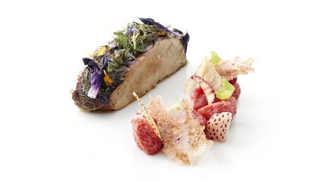 Foie Gras by Chef Christopher Hache