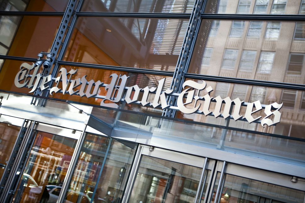 New York Times' Michael Schmidt Defends Reporting Carried by Anonymous Sources