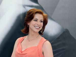 U.S. actress Diane Neal.