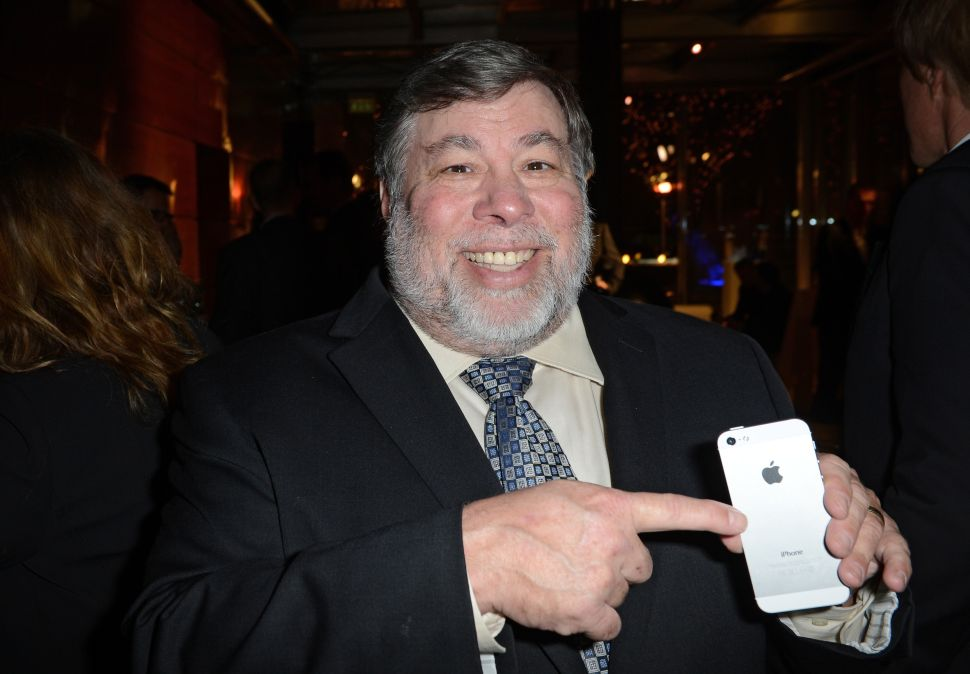 Apple Cofounder Steve Wozniak Reveals He Was Scammed Out of $70K Worth of Bitcoin