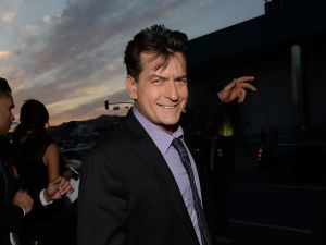 Charlie Sheen is leaving Beverly Hills.