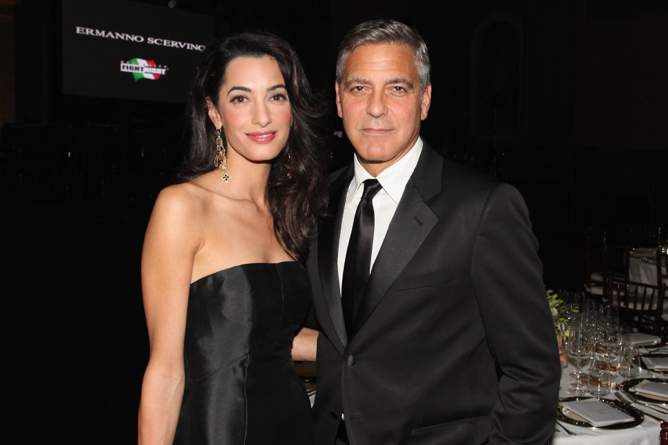 George and Amal Clooney Donate $500,000 to Parkland Students