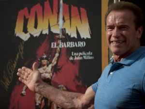 Amazon Conan the Barbarian