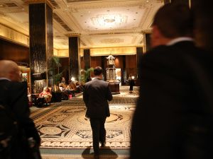 Anbang bought Waldorf Astoria from Hilton in 2014.