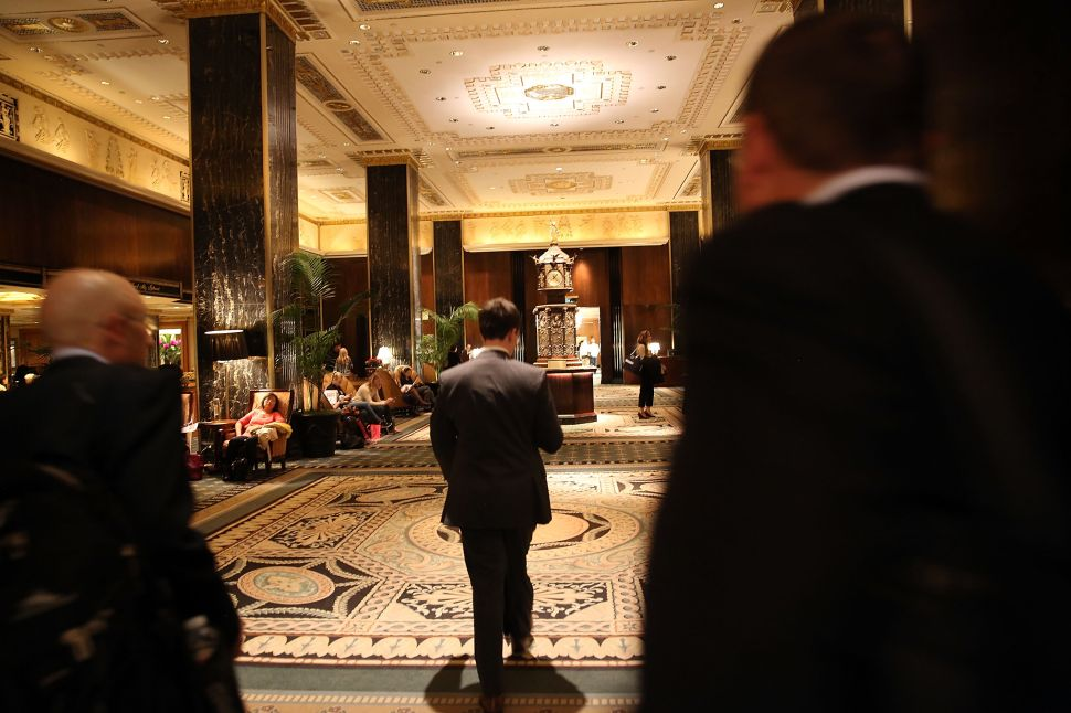 Chinese Government Overtakes Anbang Group, Owner of Waldorf Astoria