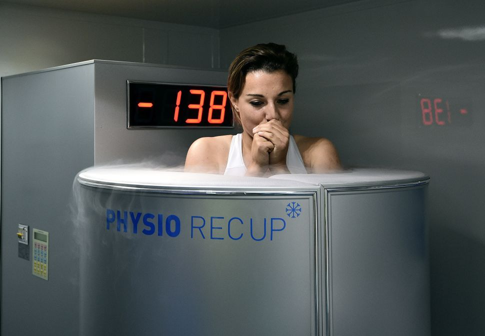 ClassPass Is Now Offering Infrared Saunas, Cryotherapy and Massages