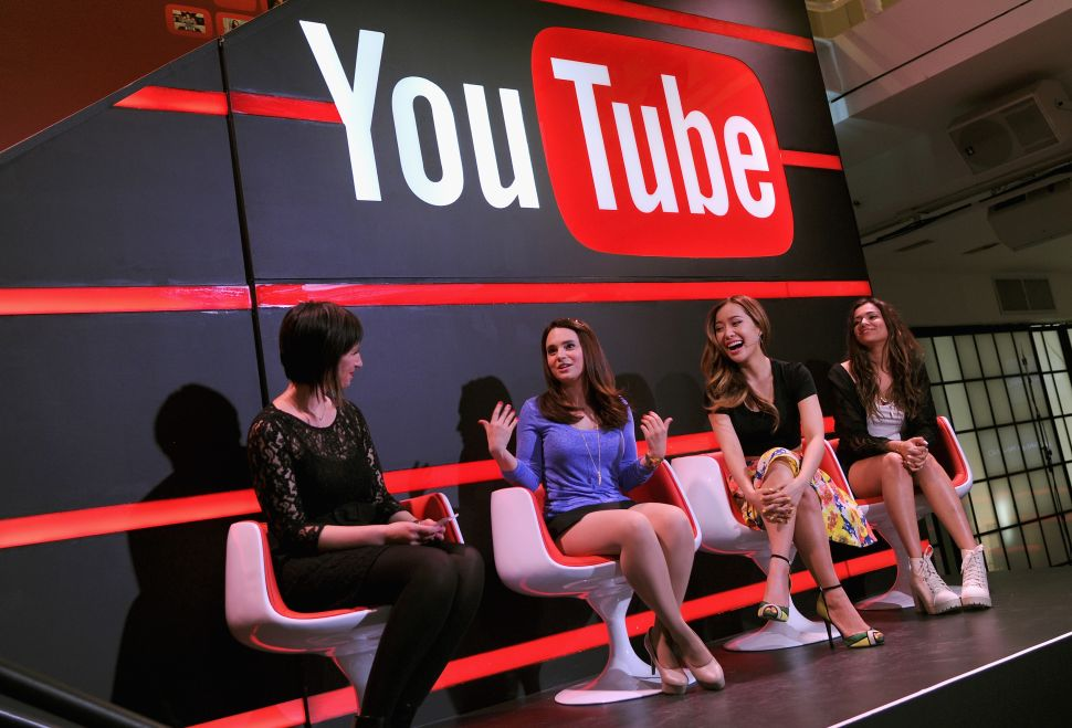 Here's Why Becoming a Lucrative YouTube Star Keeps Getting Harder