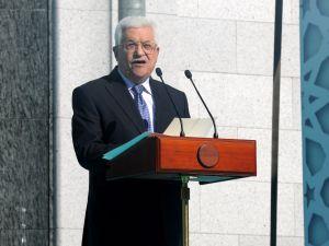 Palestinian President Mahmoud Abbas.