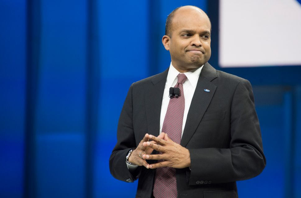 Ford Reshuffles C-Suite After Ousting Raj Nair Over Misconduct Claims