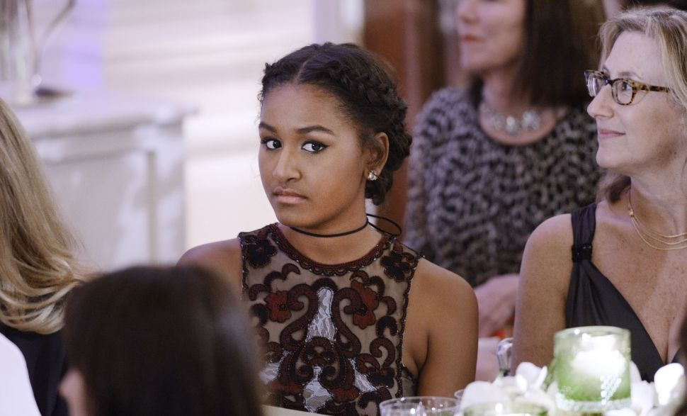 Sasha Obama Has the Best Room in the Family's New Home