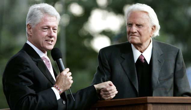 Billy Graham Cause of Death