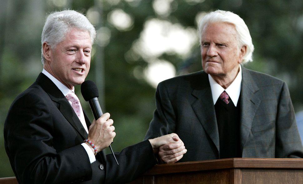 Renowned Evangelist Billy Graham Has Died