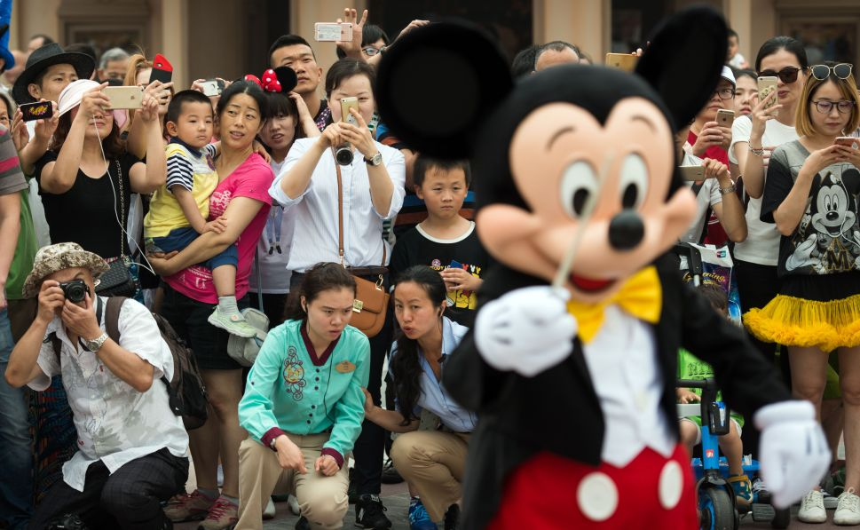 Alibaba Will Stream Disney Content in China, But All Could Break in Months