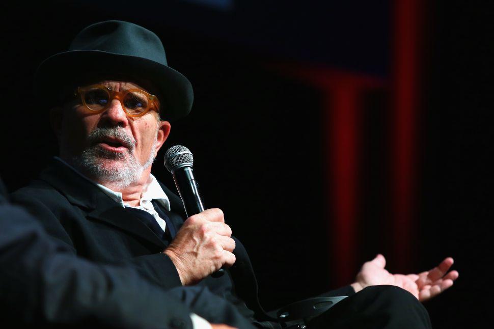 Famed Playwright David Mamet Has Written a Harvey Weinstein Play