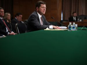 Jay Clayton, chairman of the SEC