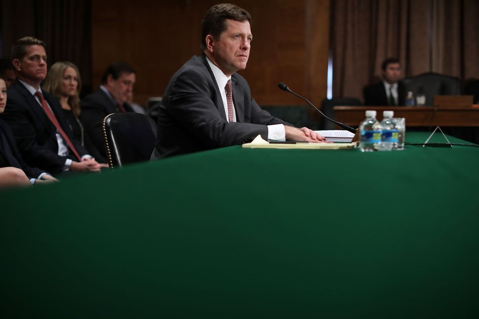 SEC, CFTC Chiefs Testify Before Congress on Regulating Cryptocurrency