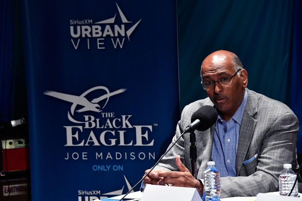 Michael Steele Responds to Racial Insult Hurled by CPAC Communications Director
