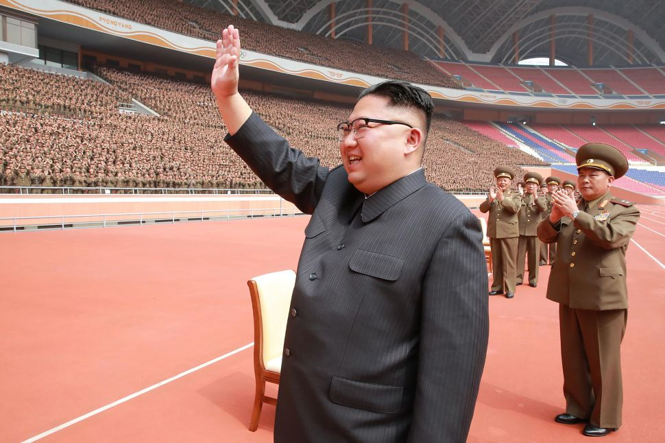 Report: North Korea Funneled Chemicals Weapons Into Syria