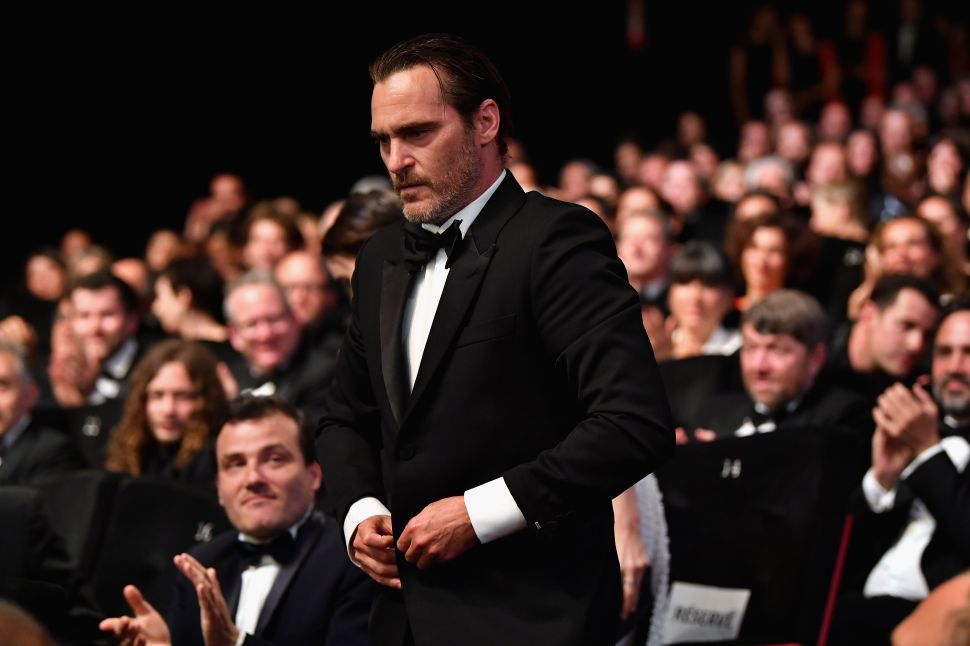 Joaquin Phoenix Eyed for Joker Stand-Alone Movie