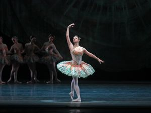 American Ballet Theater performing Don Quixote at the Metropolitan Opera House on May 16, 2017.