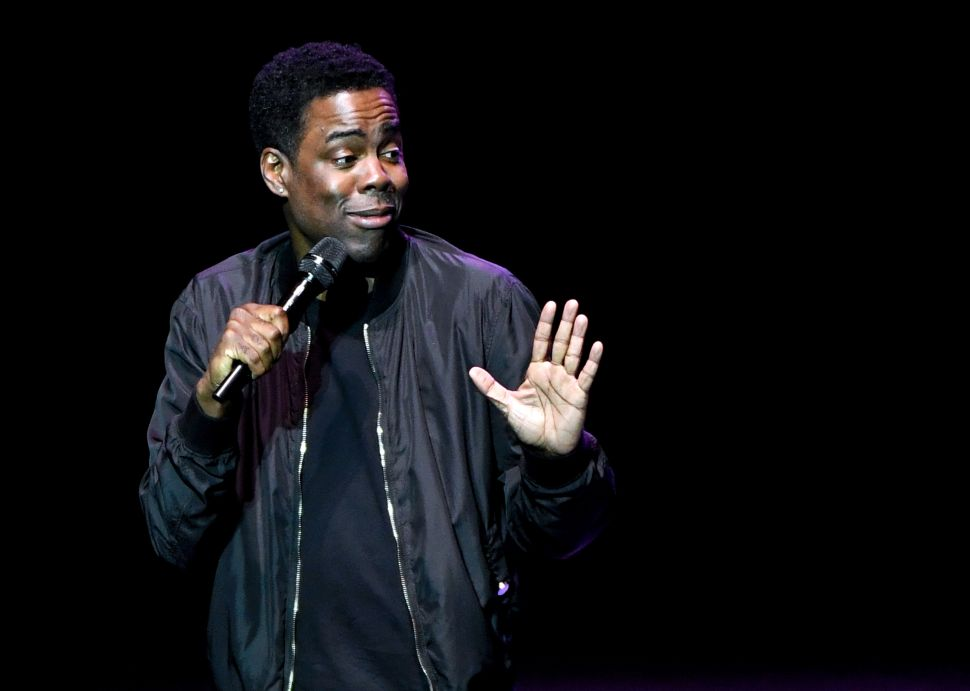 Chris Rock's New Netflix Comedy Special to Debut This Week