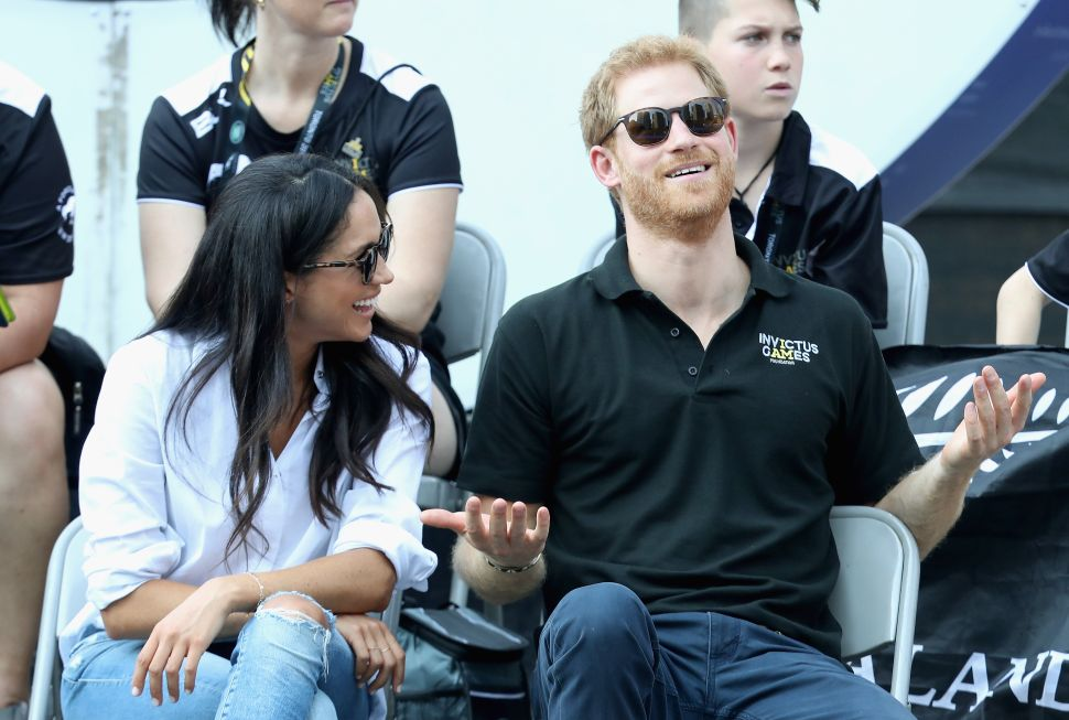 An Astrologer Explains How Prince Harry and Meghan Markle Found Love