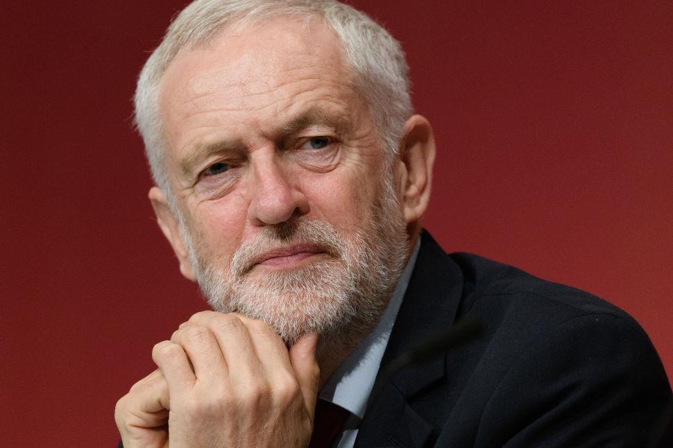 Jeremy Corbyn Was a Communist Spy