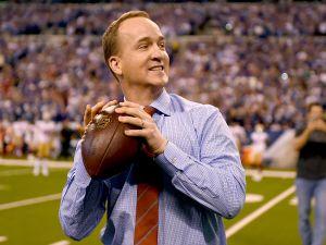 Peyton Manning ESPN Fox NFL TV Ratings