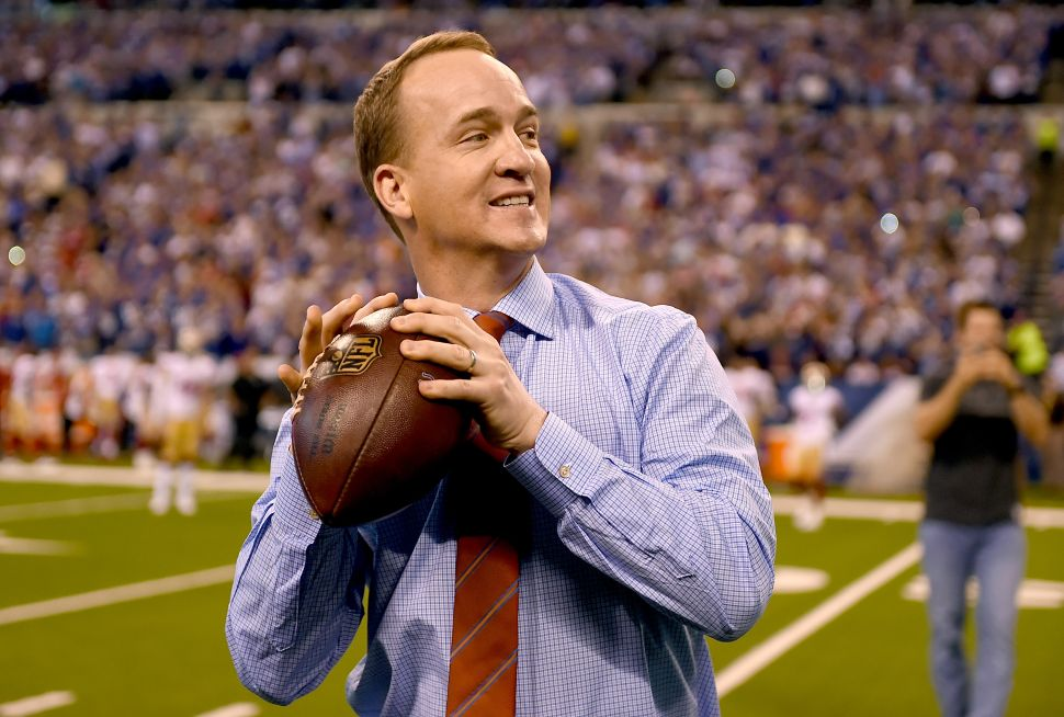 ESPN and Fox Are Gunning Hard for Peyton Manning