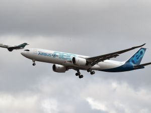 How will Airbus and its partners protect against hackers?