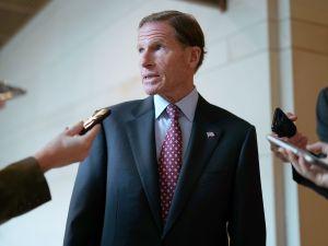 Senator Richard Blumenthal opposes the AV Start Act.