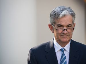Federal Reserve Chairman Jerome Powell.