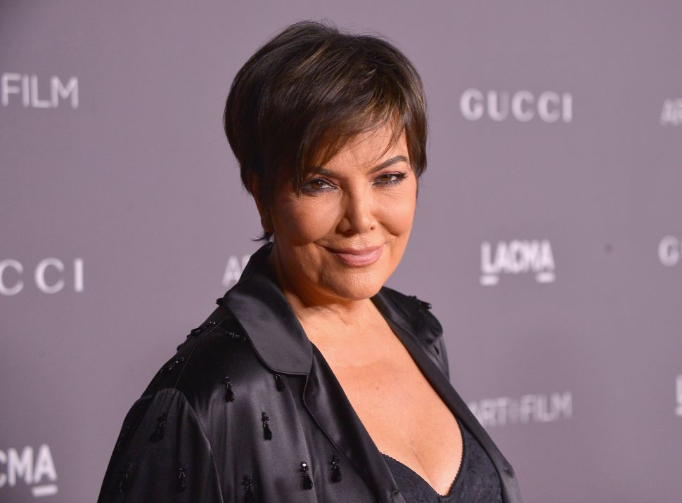 Kris Jenner Inflicted a Bit of Damage at Chrissy Teigen's Super Bowl Party