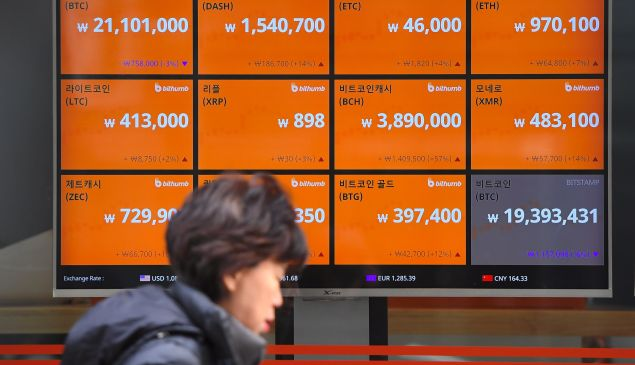 Korea's regulatory stance on cryptocurrency has been a main indicator for the its price in recent months.