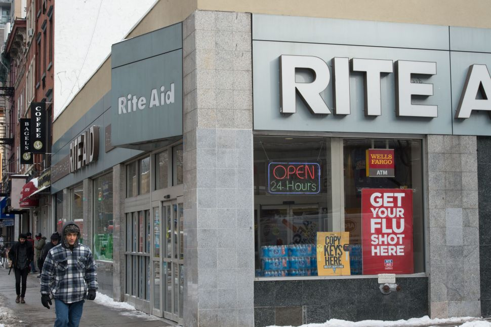Surprise Rite Aid Merger Comes Directly From Amazon-Whole Foods Playbook