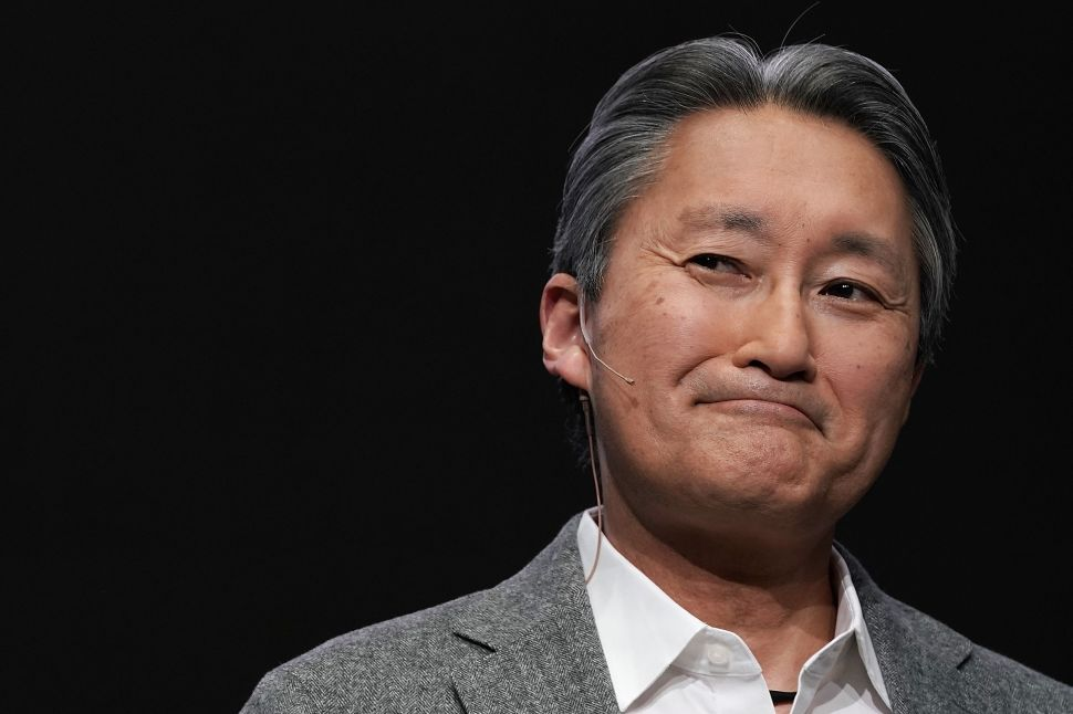 5 Things to Remember About Sony's Outgoing CEO Kaz Hirai