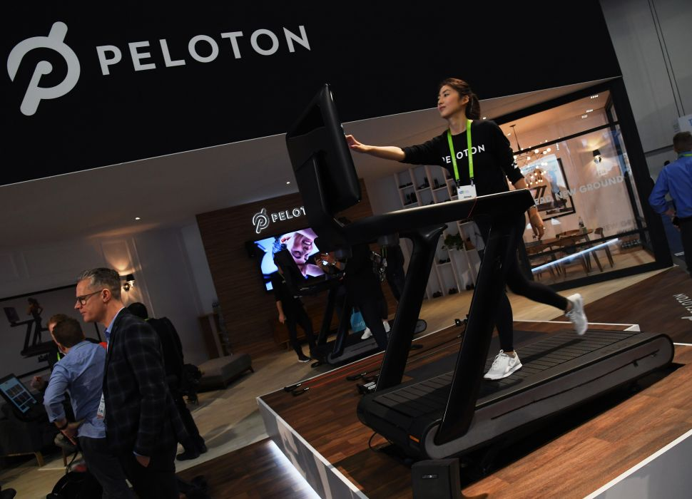 Fitness Startup Peloton Files Confidential IPO Amid Huge Copyright Lawsuit