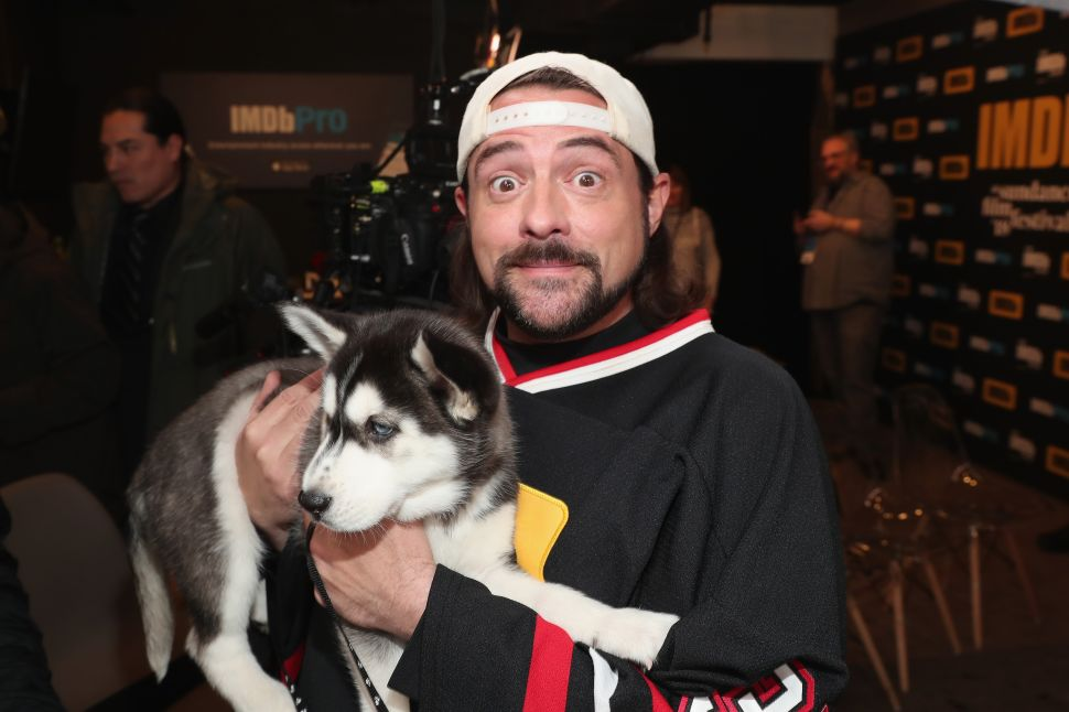 Filmmaker Kevin Smith Reveals He Suffered 'Massive Heart Attack'