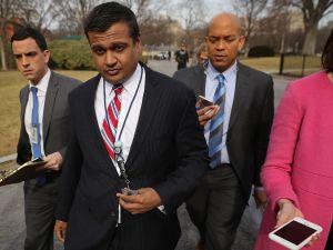 White House Deputy Press Secretary Raj Shah.