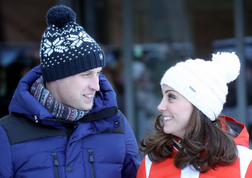 Prince William Confirms News About Kate Middleton's Pregnancy
