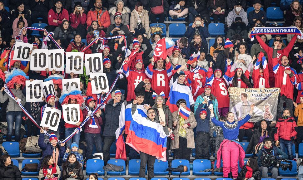 How the Russian Doping Scandal Caused a War Between World Sporting Authorities