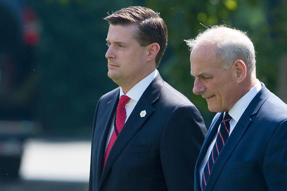 Rob Porter Scandal Epitomizes Trump's Sleazy Administration