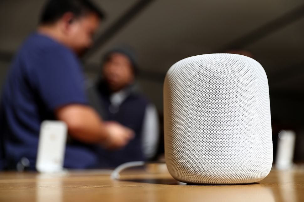 Apple's HomePod Is Only Half-Cooked